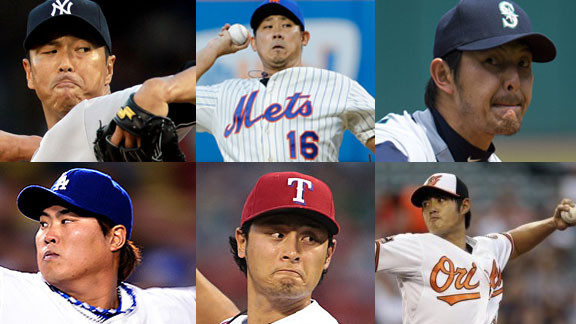 Examining the Recent Performance of Asian Starting Pitchers in MLB