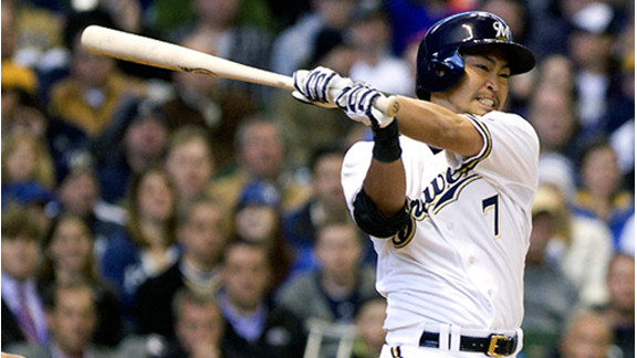 Player Profile: RF, Norichika Aoki (Milwaukee Brewers)