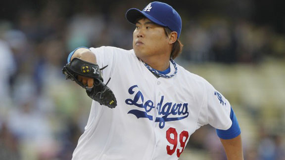 Player Profile: LHP, Hyun-Jin Ryu (Los Angeles Dodgers)