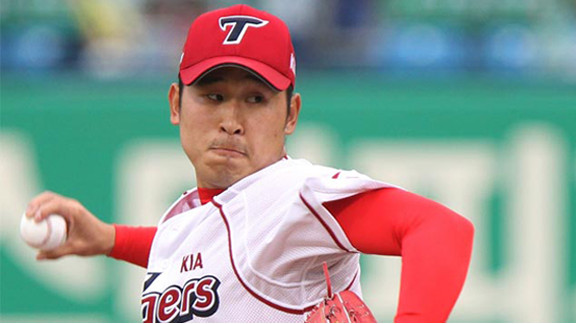 Player Profile: RHP, Suk-Min Yoon (KIA Tigers)