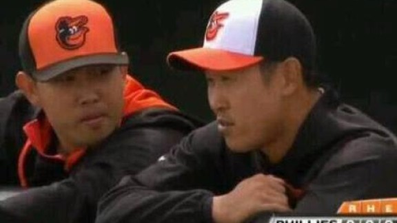 In The News: Suk-Min Yoon Adjusting Well To Baltimore