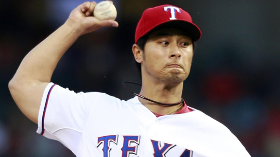 In The News: Yu Darvish Ruled Out For Season Opener
