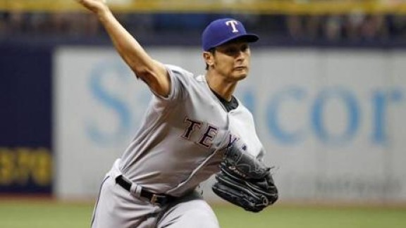 Player Performance Stats: Darvish's First Start, Choo Goes 1 For 4