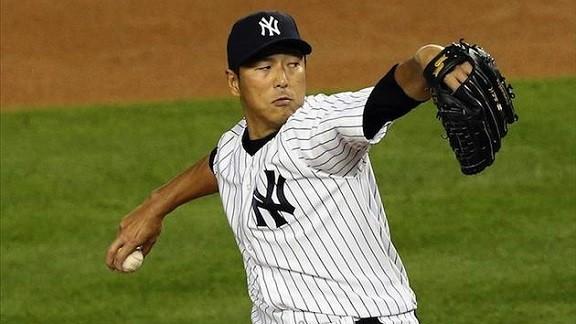Yankees have plenty of reasons to worry about Hiroki Kuroda