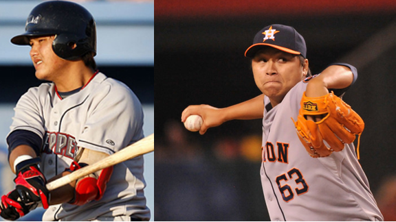 Chia-Jen Lo and Chun-Hsiu Chen declare for CPBL draft