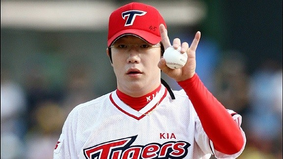 2014 International FA profile: LHP, Hyeon-Jong Yang (KBO)